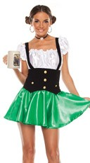 Shamrock Sweetie Costume