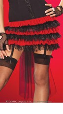 Multi Tiered Ruffle Skirt