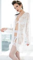 Romantic Lace Robe