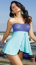 She's a Gem Reversible Babydoll