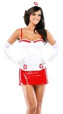 Nurse Costume Bustier
