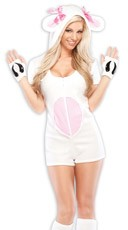 Sexy Lamb Costume