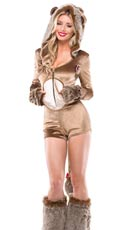 Lucky Lioness Costume