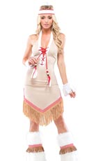 Sexy Native Costume