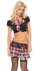 Darque School Girl Costume