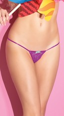 Lucky Lace G-String