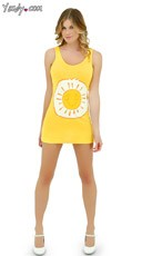 Funshine Care Bear Tank Dress
