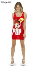 Pop Kelloggs Rice Krispies Tank Dress