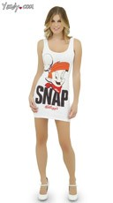 Snap Kelloggs Rice Krispies Tank Dress