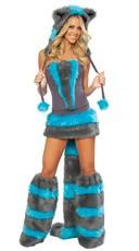 Mischievous Cheshire Cat Costume