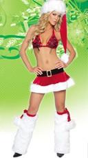 Christmas Skirt Set