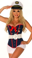 Deluxe Shipmate Sailor Costume