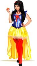 Poison Apple Corset Costume
