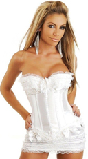 Plus Size Lacey Angel Corset
