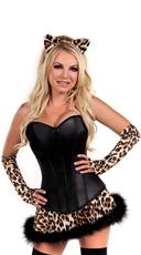 Lavish Naughty Leopard Costume