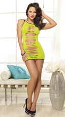 Seamless Cut Out Chemise