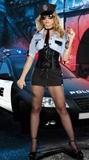 Officer B. Naughty Costume