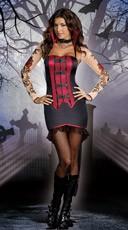 Le Vamp Fatale Costume