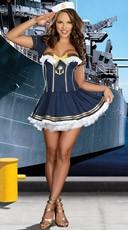 Rockin' The Boat Costume