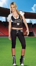 Tackle U Football Player Costume