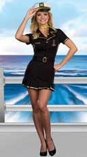 Sailor Captain Costume