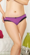 Plus Size The Weekender Panty 3 Pack