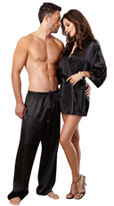 Unisex Drawstring Sleepwear Pants