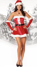 Santa's Sweetie Costume