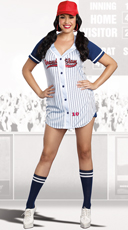 Plus Size Grand Slam Costume