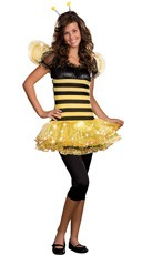 Teen Light Up Bee Costume