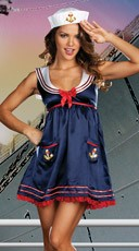 Sailor Mine Costume
