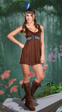 Tribal Trouble Costume