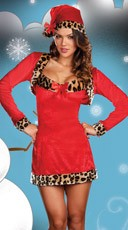 Wild About Christmas Costume