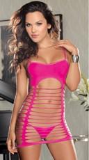 Seamless Strappy Knit Dress