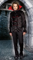 Men's Dead Sexy Vampire Costume