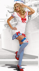 Sailor Pinup Costume