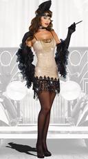 Jazzy Jezebell Costume