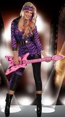 Sexy Rockstar Costume