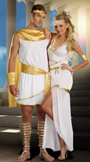 Greek Gods Of Love Couples Costume