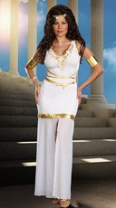Plus Size Goddess Of Love Aphrodite Costume