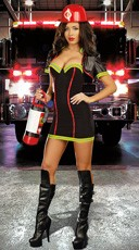 Fire Drill Costume
