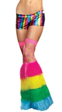 Rainbow Roxie Short