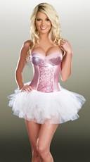 Burlesque Bunny Bustier
