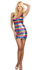 Ravin' Rainbow Starter Dress