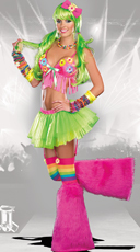 Dazed Costume