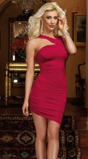 Rouge Hypnotic Club Dress