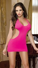 Heartthrob Apron Chemise And G-string