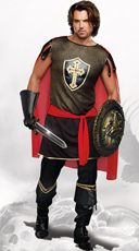 Men's King Of Swords Costume