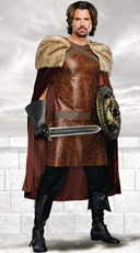 Men's Dragon Knight King Costume