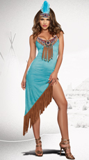 Tribal Temptation Costume